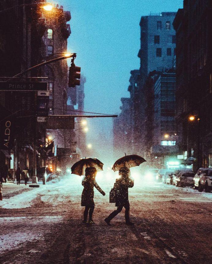 New York City Street Photography by David Everly