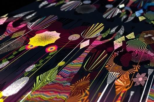 Kustaa Saksi #visuals #illustration