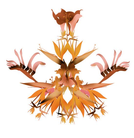 Jesus as a Flower - Madreperla (an hyperproject story) #liberty #artist #chini #galileo #italian #artista #art #fashion #grossi #cristian #new