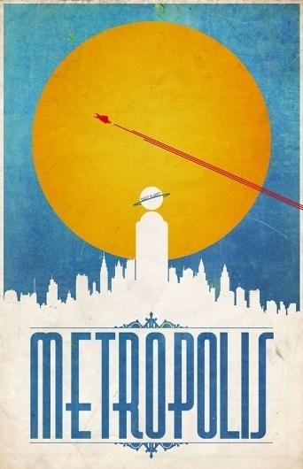 Pilot Magazine #illustration #retro #poster #superhero