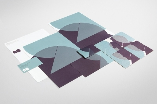 Work by Medium - Fabio Ongarato Design | Crown Metropol #stationery