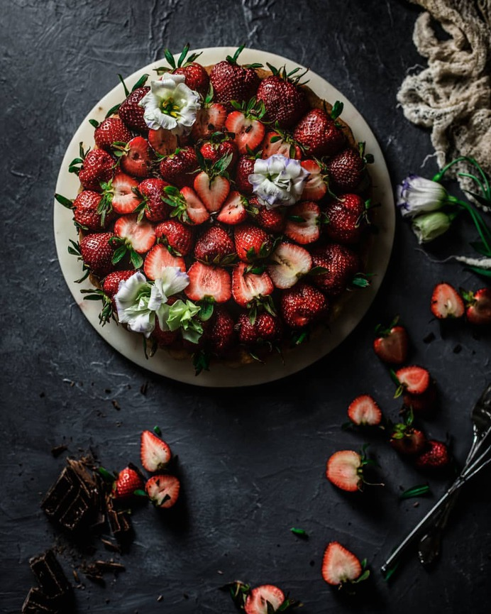 Delicious Food Photography by Diana Orga