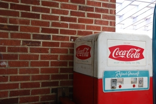 All sizes   Drink Coca-Cola   Flickr - Photo Sharing! #coke #machine #retro #coca #vintage #cola