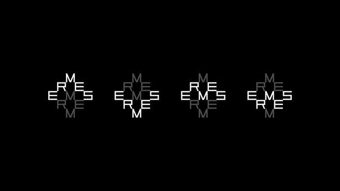 Ermes – Brand Identity on Behance
