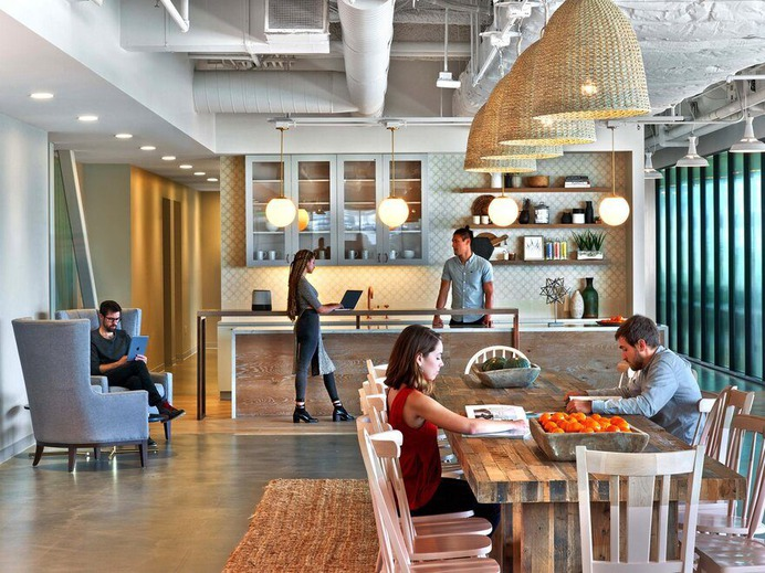 A Working Environment That Fosters Positive Energy