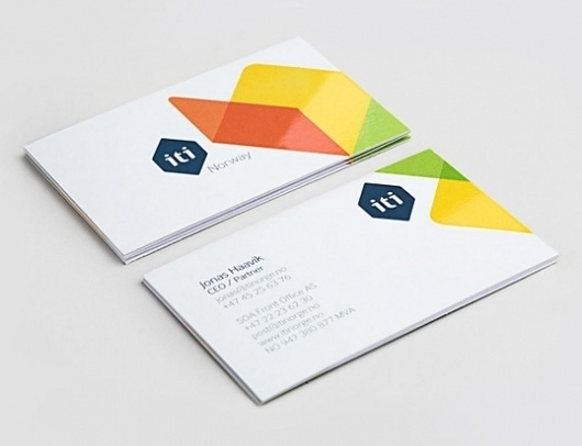 ITI : Lovely Stationery . Curating the very best of stationery design #business #card #branding