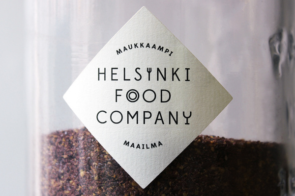 Helsinki Food Company — Werklig #branding