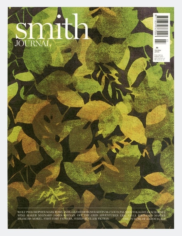 Smith Journal 04 | Old Faithful Shop #cover #magazine