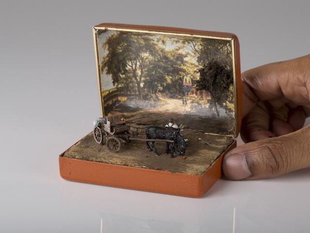 talwst07 #miniature #art #box #jewellery