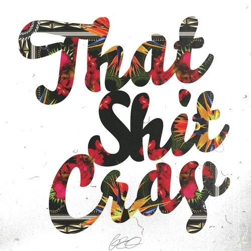 Asian Girls Luv It! #that #west #kanye #belizio #shit #floral #jay #typeography #z #cray
