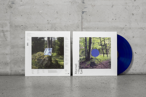 Ritornell – Aquarium Eyes #ik #thomas #cover #record #vinyl #albdorf #blue