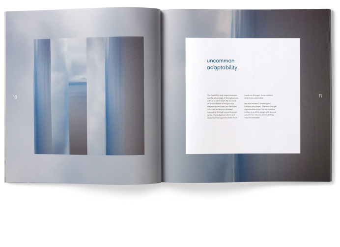 best annual reports editoral book design images on designspiration