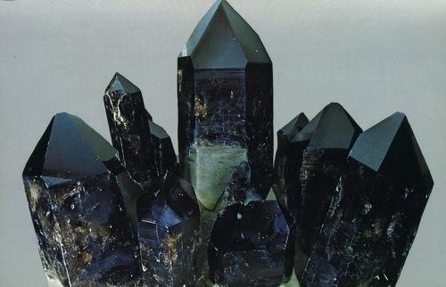blacked #crystal #diamond #black
