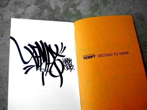 eyeone | seeking heaven #tempt #zine #graffiti #design #one #typography