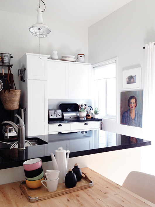 kitchen makeover sfgirlbybay #interior #design #decor #kitchen #deco #decoration