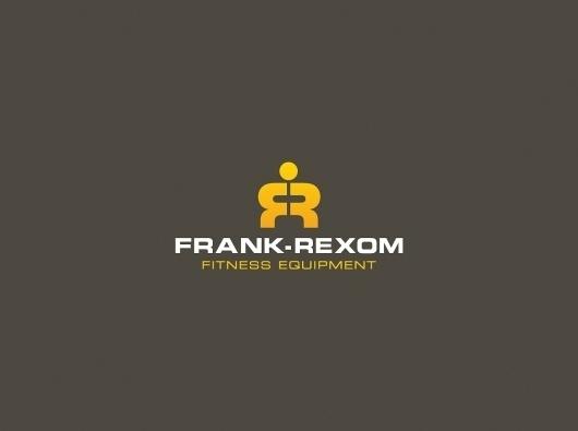 Frank Rexom Fitness, Cardiff – Logo Design | UK Logo Design #logo #design