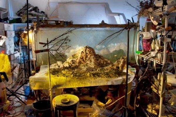 Landscape Photographer Kim Keever #inspiration #photography #landscape