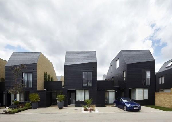 Newhall Be by Alison Brooks Architects #modern #design #minimalism #minimal #leibal #minimalist