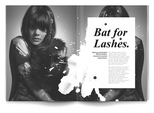 Volture Magazine on the Behance Network