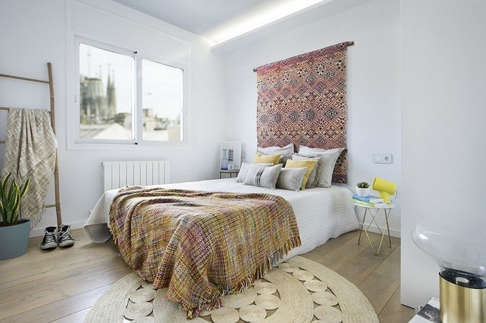 Family Refuge in Barcelona with a Pleasing Mixture of Scandinavian and Mediterranean Style 5