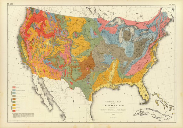 Best Map Maps Geological United States Images On Designspiration - Us map topography