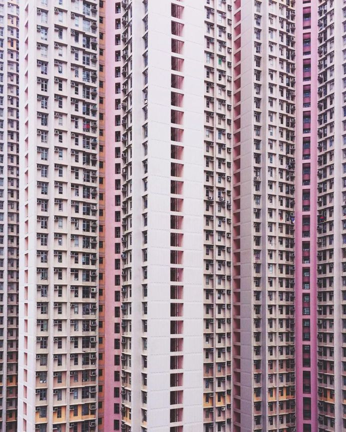 Kyle Yu Captures Mesmerizing Photos of Hong Kong's Architecture