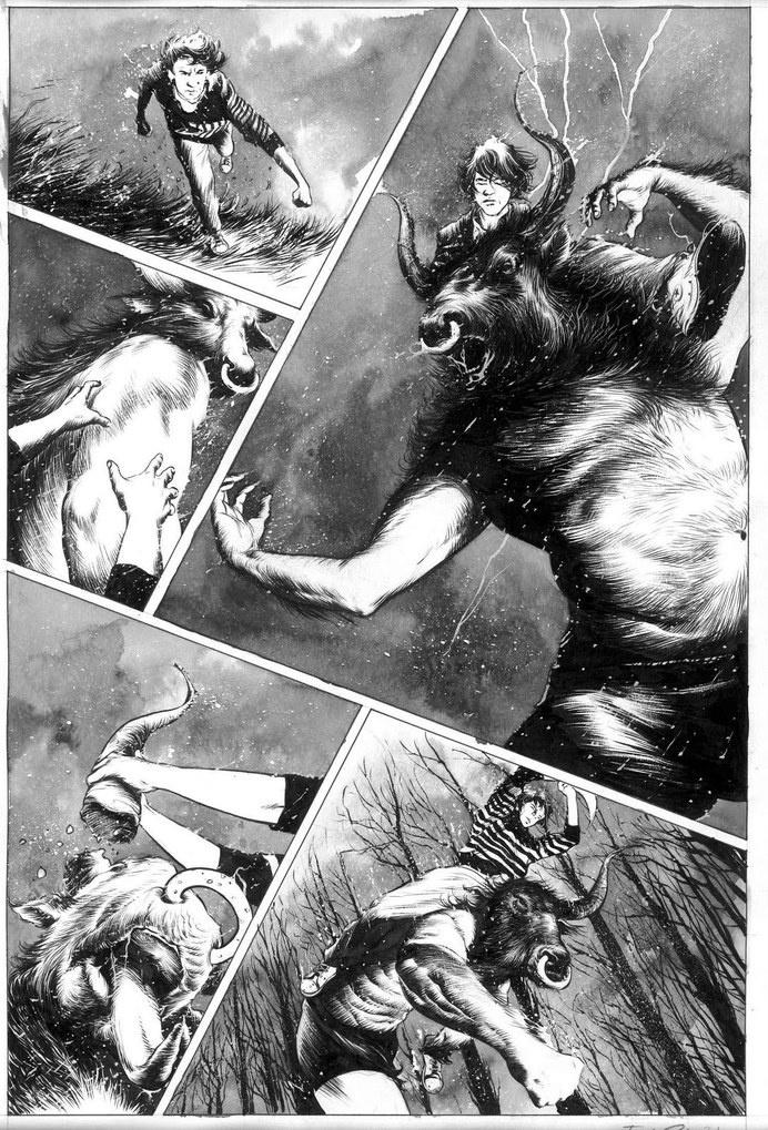 graphic novel - Google Search #comic #illustration #book