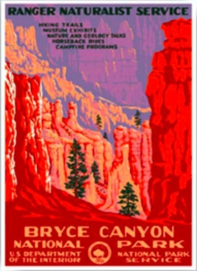 Paint by Nature: Inspiration and influence #america #redrock