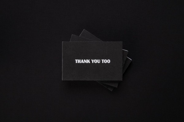 Thank You Too | Another Something