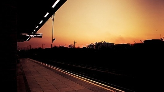 Photography | Yin & Yang - Part 15 #sunset #photography #platform