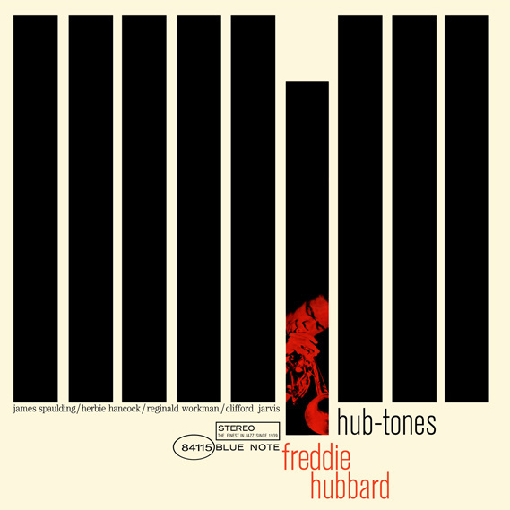 Creative Review - A type of blue –the typographic covers of Blue Note #typography #jazz #album #cover