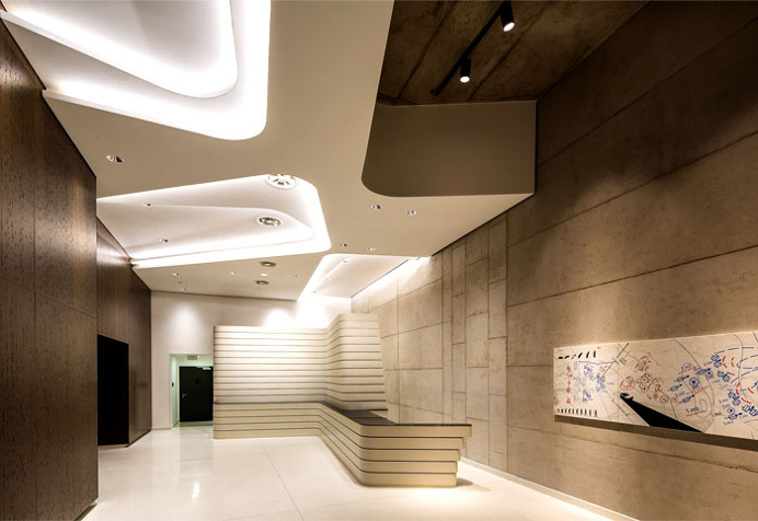 Contemporary Concept of Beograd Hotel by CRAFT - #hotel, #architecture, architecture