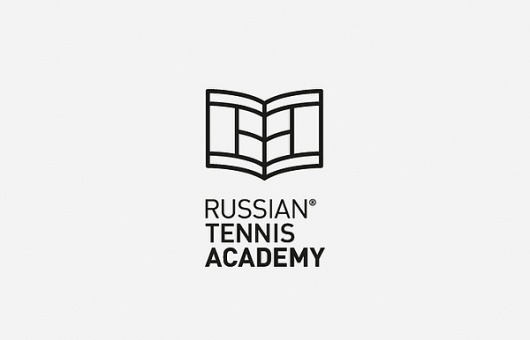 Russian Tennis Academy on the Behance Network