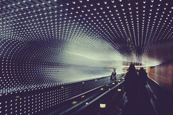 Buamai All Sizes   5593706611_8aa664ba55_z   Flickr Photo Sharing! #paris #light #metro