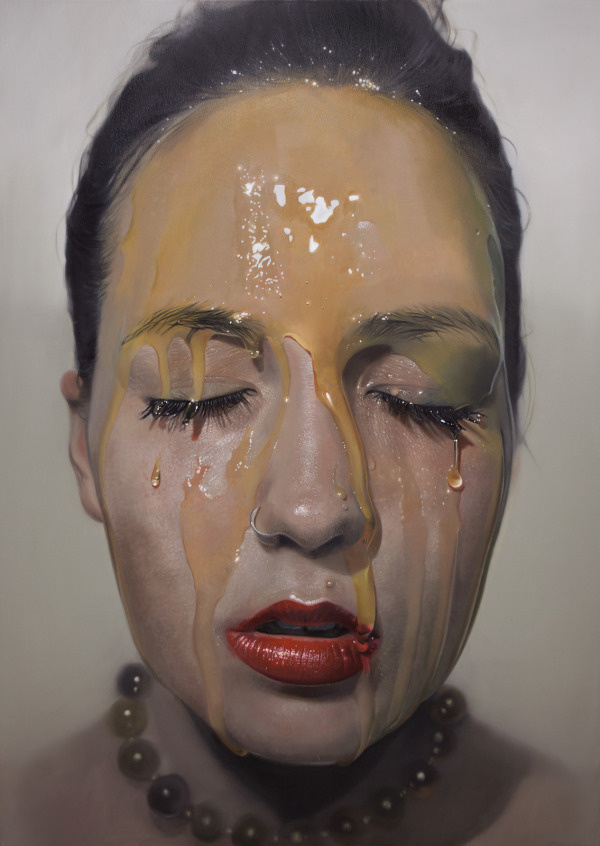 Mike Dargas | PICDIT #real #hyper #painting #art #artist