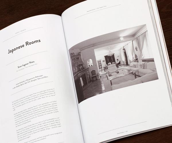 nevertheless magazine 03 on Behance #print #spread #layout #editorial #magazine #typography
