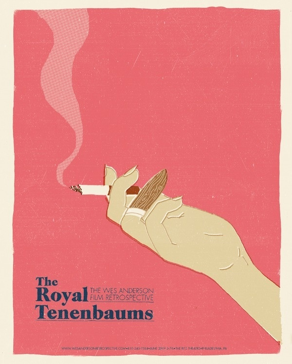 Wes Anderson Poster Series J. Chris Schwartz #design #wes #anderson #illustration #poster