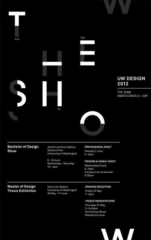 Student Work: UW Design 2012