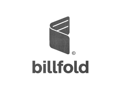 Billfold Logo by Sean Farrell #illustration