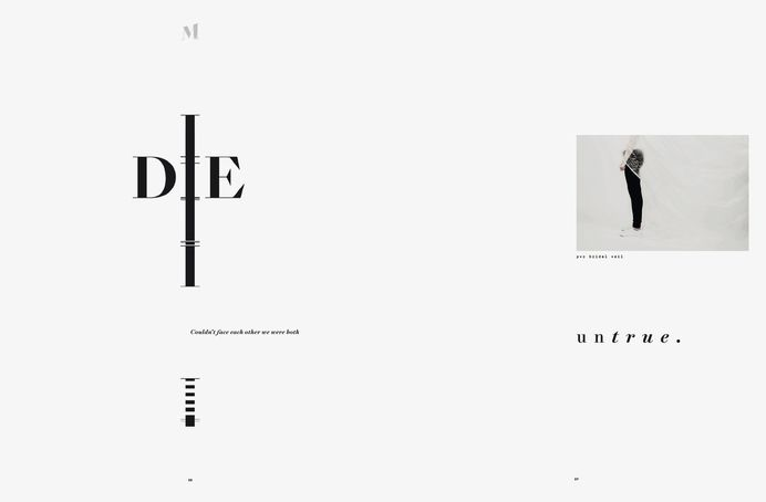 #Mayfly zine music video created by lenny grade ( gradedie.com ) & catrin mackowski ( catinca.com ) / hair and make-up: cathy guilleux make-u-up.de / mayfly drawing: michael grade / fonts: swisstypefaces.com