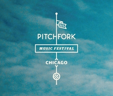 :.. Pitchfork Music Festival Annouces Initial Lineup | Under The Radar ..: #festival #identity #symbol #music #logo