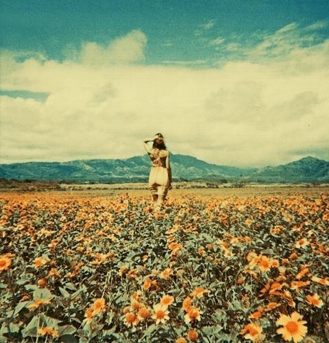 PULP ART BOOK   Flickr - Photo Sharing! #girl #flowers