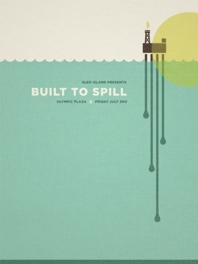built-to-spill-20100708-181811.jpg (JPEG Image, 518x691 pixels) - Scaled (85%) #illustration #design #poster