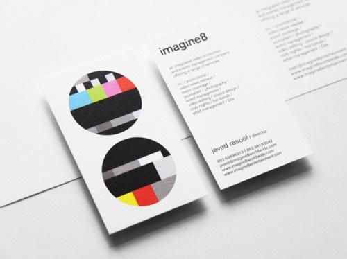 Dark side of typography #shadows #tv #design #graphic