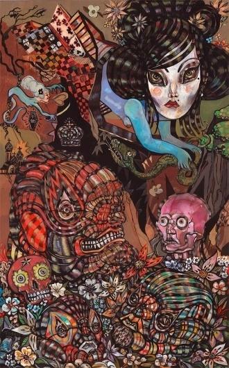 The Art of Jon Todd #todd #jon #illustration #painting #art