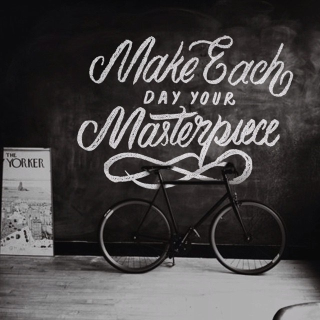 Make Each Day Your Masterpiece by John Wooden