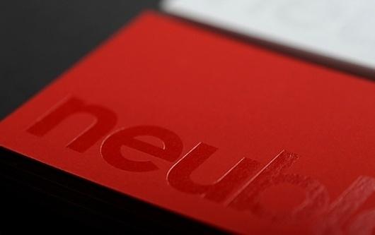Onestep Creative - The Blog of Josh McDonald » Neublok Branding by Neografik #business #branding #identity #paperwork #cards