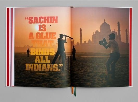 Magpie Studio #centred #design #bold #book #spread #typography