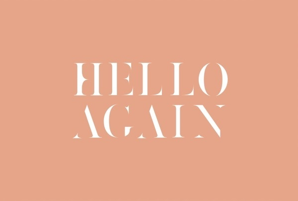 Lincoln Hello Again by The Pressure #logo