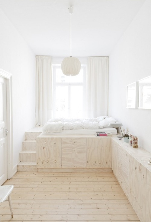 CJWHO ™ (Ausbau Apartment Wiesbaden by Studio Oink) #design #interiors #wood #photography #architecture